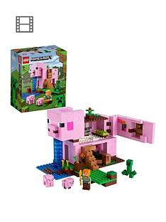 lego-minecraft-the-pig-house-building-set-21170