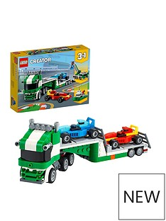 lego-creator-3-in-1-race-car-transporter-building-set-31113