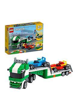 lego-creator-3-in-1-race-car-transporter-building-set-31113