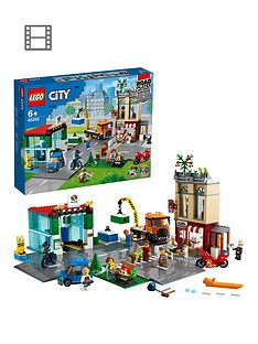 LEGO City Community Town Centre Building Set 60292 Best Price, Cheapest Prices