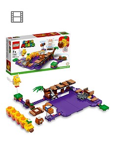lego-super-mario-wigglerrsquos-poison-swamp-expansion-set-71383