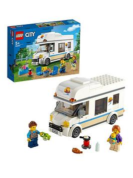 LEGO City: Great Vehicles Holiday Camper Van Toy Car (60283)