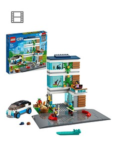 LEGO City Community Family House Modern Building Set 60291 Best Price, Cheapest Prices
