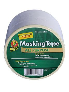 duck-tape-duck-all-purpose-masking-tower-25mm-x-50m-tape