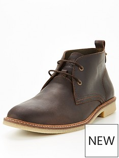 barbour-nevada-boot-brown