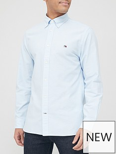 tommy-hilfiger-classic-oxford-shirt-light-blue