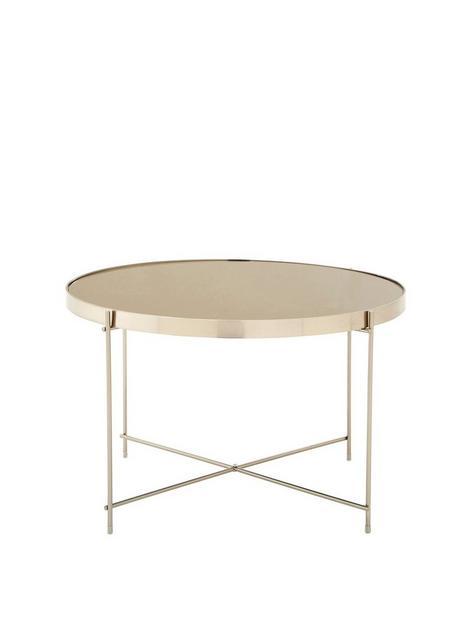 premier-housewares-allure-large-side-table--brushed-nickel
