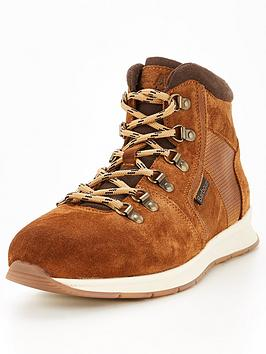 barbour-mills-lace-up-boot-rust