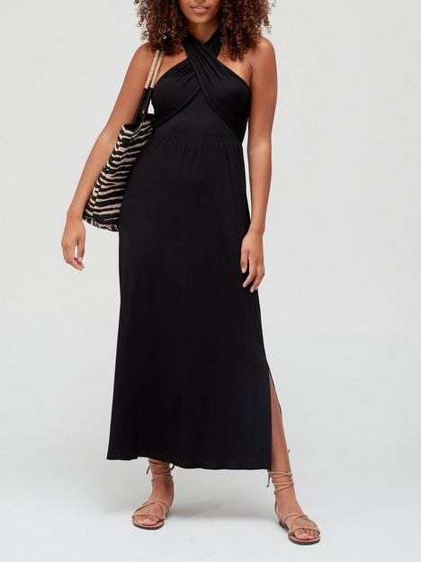 v-by-very-jersey-halter-neck-maxi-dress-black