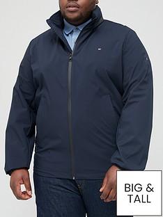 tommy-hilfiger-big-amp-tallnbspstand-collar-jacket-desert-skynbsp