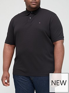 tommy-hilfiger-big-amp-tallnbsp1985-regular-polo-shirt-blacknbsp