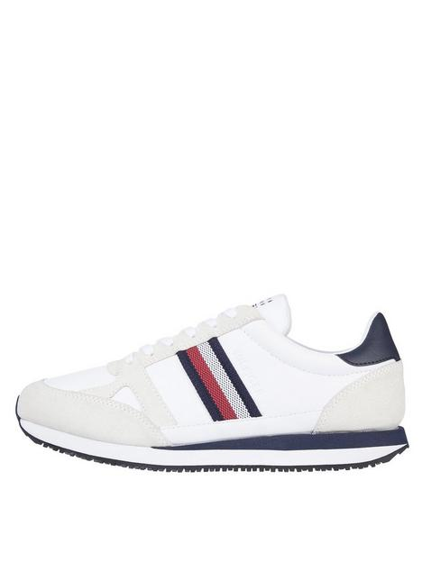 tommy-hilfiger-runner-lo-leather-stripes-trainers-whitenbsp