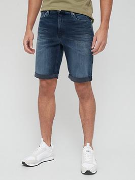 calvin-klein-jeans-slim-fit-denim-shorts-denim-blue