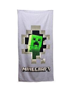 minecraft-sandbox-towel