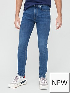 tommy-hilfiger-bleecker-power-stretch-slim-fit-jeans--nbspblue