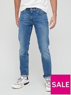 tommy-hilfiger-dentonnbspstraight-fitnbspstretch-jeans-blue