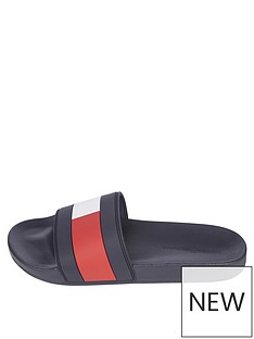 tommy-hilfiger-essential-flag-pool-slides-blacknbsp