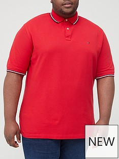 tommy-hilfiger-tommy-tipped-polo-shirt-red