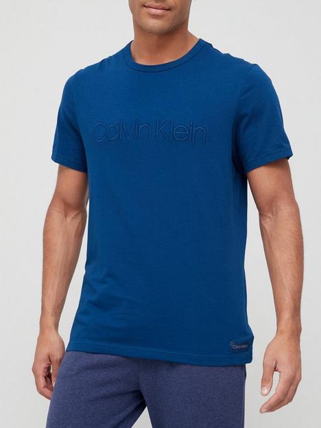 calvin-klein-lounge-t-shirt-lake-blue