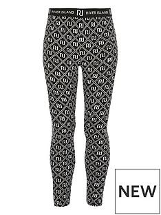 river-island-girls-printed-waistband-leggings--nbspblack