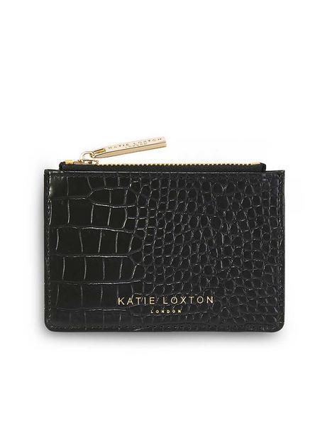 katie-loxton-celine-faux-croc-card-holder-black