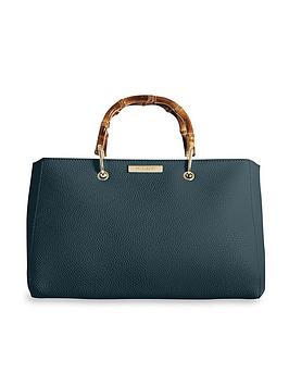 katie-loxton-avery-bamboo-handle-tote-bag-navy