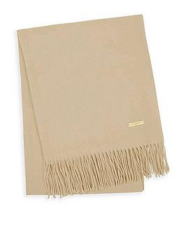 katie-loxton-thick-plain-scarf-with-gift-boxnbsp--caramel