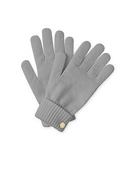 katie-loxton-chunky-knit-gloves-grey