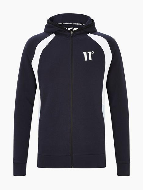 11-degrees-cut-amp-sew-side-panel-full-zip-hoodie-navynbsp