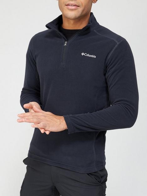 columbia-klamath-fleece-black