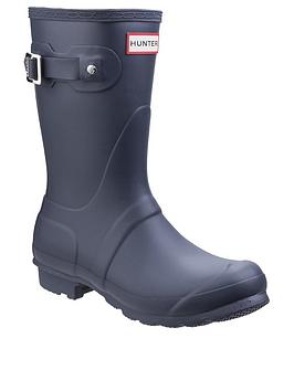 hunter-original-short-welly-boot-navy