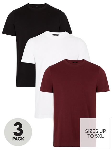 very-man-essentialnbspcrew-t-shirt-3-pack-multi