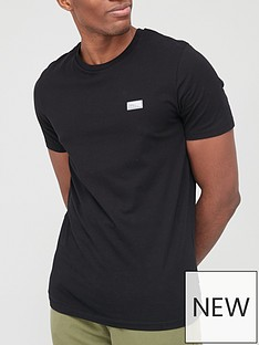 jack-jones-small-logo-t-shirt-black