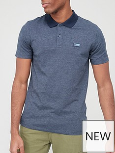 jack-jones-small-logo-polo-blue