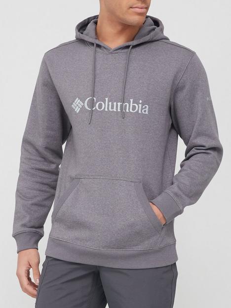 columbia-logo-overhead-hoodie-grey