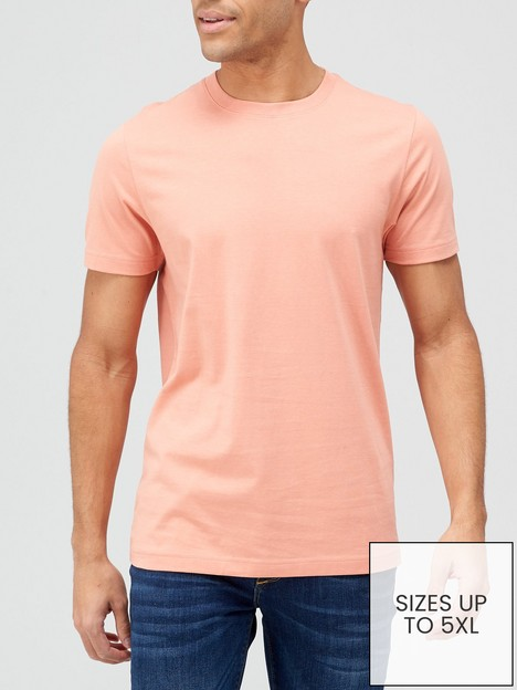 very-man-essential-crew-t-shirt-coral