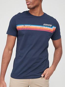 jack-jones-chest-logo-t-shirt-navy