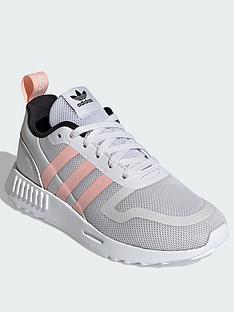 adidas-originals-childrensnbspsmooth-runner-greypink