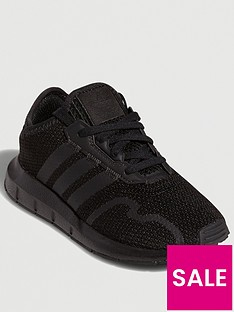 adidas-originals-swift-run-x-childrens-black-black