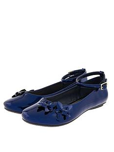 monsoon-girls-patent-butterfly-ballerina-shoes-navy
