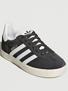 adidas-originals-gazelle-childrens-grey-white
