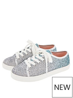 monsoon-girls-frosted-ombre-glitter-trainers-blue