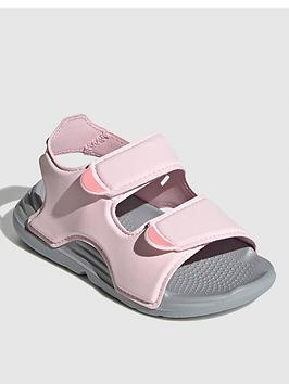 adidas-infantnbspswim-sandal-pink