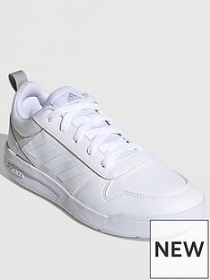 adidas-tensaur-kids-white