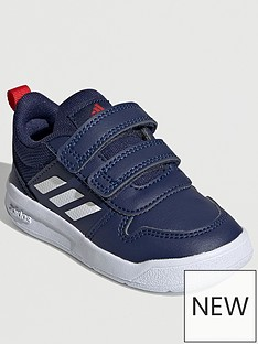 adidas-tensaur-infants-navywhite