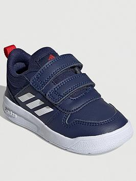 Adidas Tensaur Infants - Navy/White, Navy/White, Size 4
