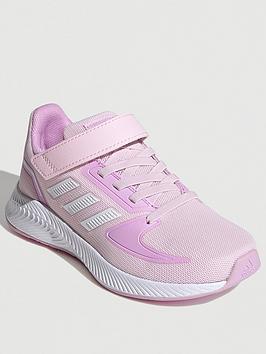 adidas-runfalcon-20-childrens-pinkwhite