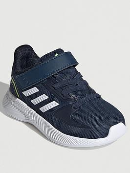 adidas-runfalcon-20-infants-navywhite
