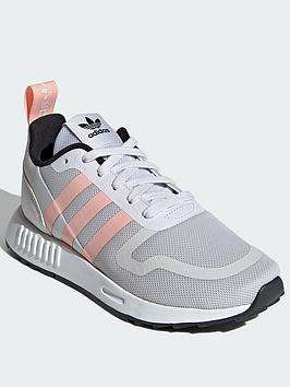 adidas-originals-juniornbspsmooth-runner-greypink