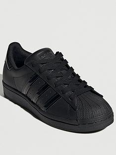 adidas-originals-superstar-junior-black
